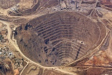 copper mine at palabora south africaAusBN
