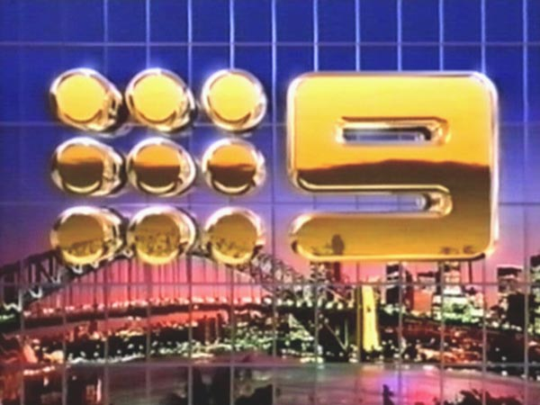 nine network ident a