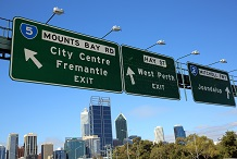 perth highway signsAusBN